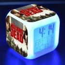 The Walking Dead #03 LED Alarm Clock for Gift