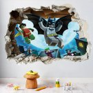Lego Batman #01 Wall Sticker Wall Decals for Decorative Kids Room