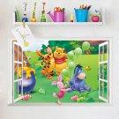 Winnie Pooh #01 Wall Sticker Wall Decals for Decorative Kids Room 60*90cm
