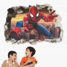 spiderman #01 Wall Sticker Wall Decals for Decorative Kids Room 50*70cm