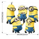 Despicable Minion #04 Wall Sticker Wall Decals for Decorative Kids Room 55*55cm