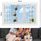 Despicable Minion #06 Wall Sticker Wall Decals for Decorative Kids Room 60*90cm