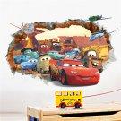 lightning mcqueen car #01 Wall Sticker Wall Decals for Decorative Kids Room
