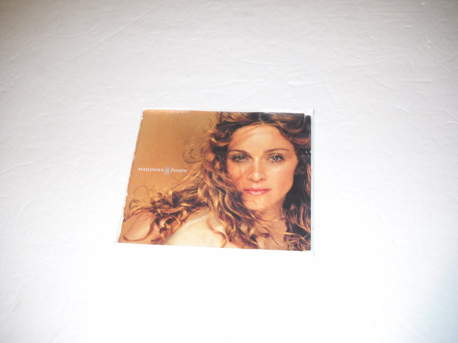 Frozen from Madonna - Audio CD Maxi Single