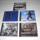 Rush CDs: 1989 - 1998: Presto RollBones Counterparts TestForEcho + KingsTourLive