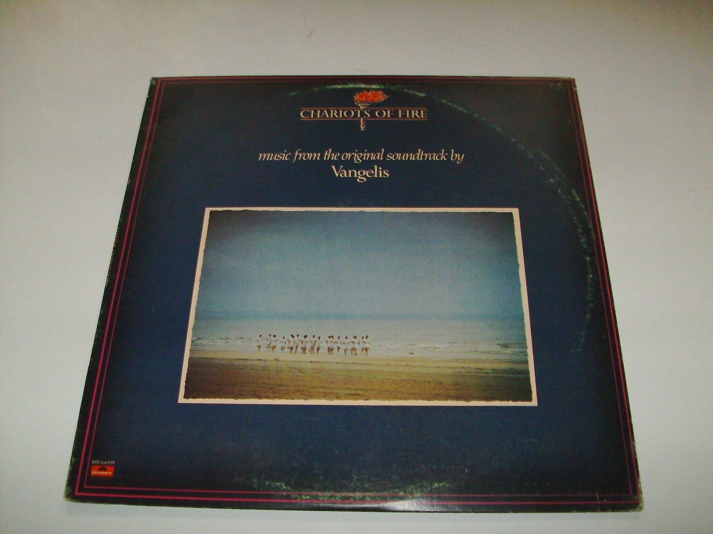 Chariots Of Fire on LP (PD-1-6335) -Vangelis- Original Soundtrack