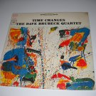 Dave Brubeck Quartet - Time Changes (CS 8927) on LP