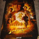 Movie Poster: Indiana Jones And The Kingdom Of The Crystal Skull -27 x 40- May22
