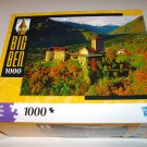 South Tyrol Italy - 1000 Piece Puzzle - Big Ben / Milton Bradley - 20 x 26
