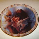 Bradford Exchange Collector Plate: Precious Love -Lee Bogle- 84-B10-701.5 + COA