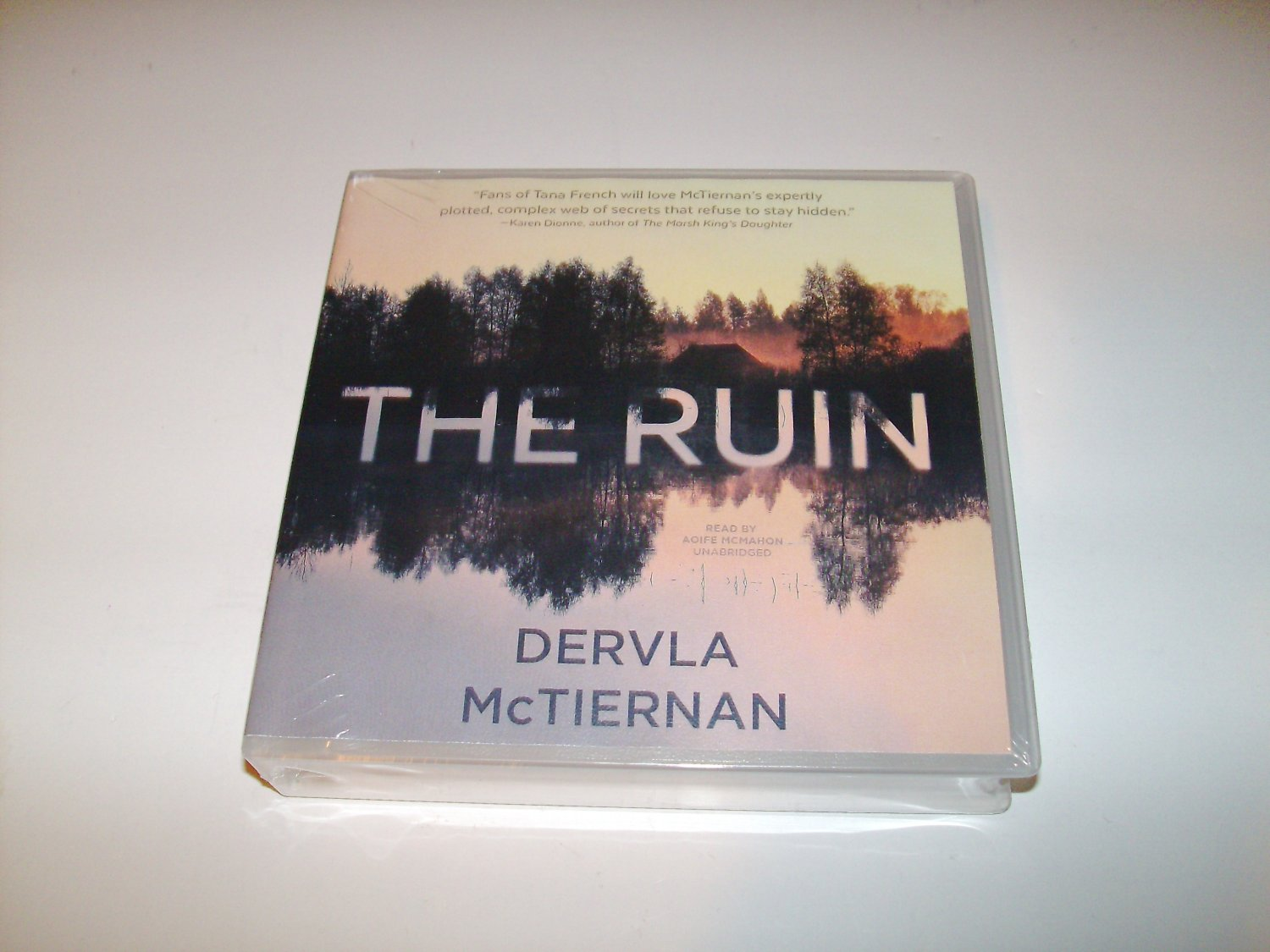 The Ruin - Dervla McTiernan - Unabridged Audio CD Book