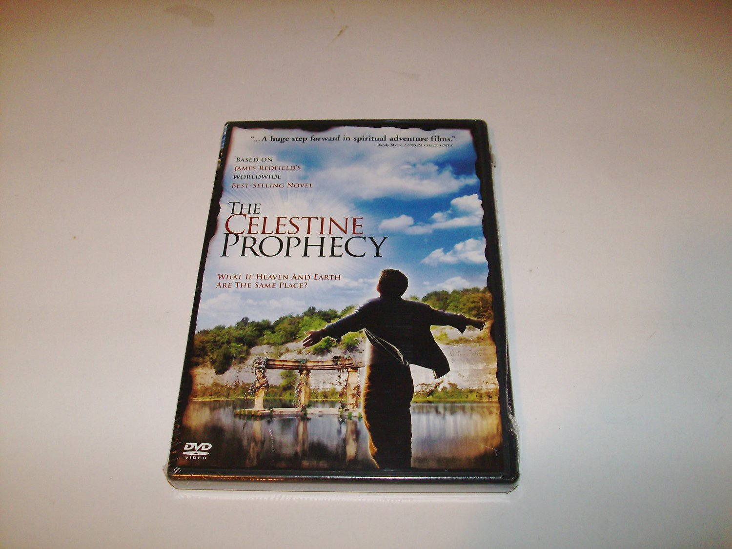 The Celestine Prophecy: An Adventure [ DVD ] - James Redfield