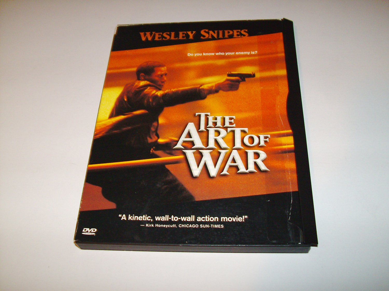 The Art Of War (18871) [ DVD ]