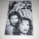 The X-Files Comic Book - Special Ashcan Edition - Topps Comics
