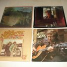 John Denver LPs (4): PoemPrayerPromise BackHomeAgain Andromeda TakeMeTomorrow