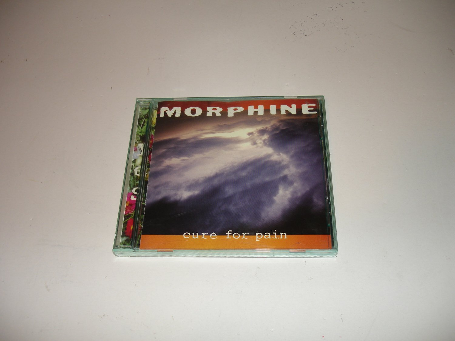 Morphine - cure for pain (RCD 10262) on audio CD