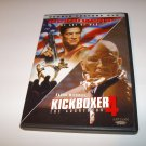 Kickboxer 3 + Kickboxer 4 (Double Feature) on DVD