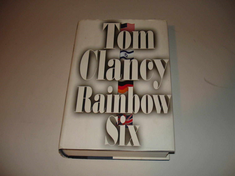 Rainbow Six - Tom Clancy - Hardcover