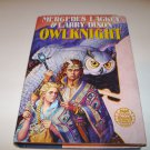 Owlknight (06811) - Mercedes Lackey / Larry Dixon - Book Club Edition Hardcover