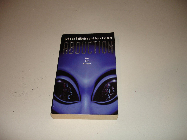Abduction - Philbrick & Harnett - Paperback - Scholastic - First Printing