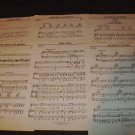 Rush -- Permanent Waves -- Sheet Music -- Piano / Vocal / Guitar