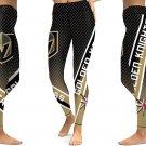 Vegas Golden Knights Hockey NHL Sports Fitness Leggings 2018