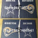 Dallas Cowboys St. Louis Rams House Divided Flag 3ft x 5ft Polyester