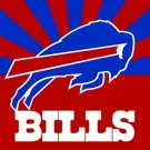 Top design Buffalo Bills flag 90x150cm polyester banner with 2 Metal Grommets