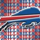 Buffalo Bills 100D Polyester Banner 3ftx5ft flag flag metal