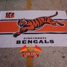 Cincinnati Bengals USA 2015 Helmet Premium Team Football Flag 3X5FT