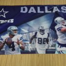 Dallas Cowboys Flag 3 x 5 FT 100D polyester Banner NFL free shipping 261