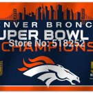 Denver Broncos Super Bowl 50 Champions Flag 3x5 FT 150X90CM