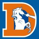 Denver Broncos American Football Team Logo Banners Flags 3ftx5ft