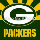 Green Bay Packers with new style Flag 3x5 FT 150X90CM Banner