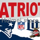 Patriots Logo Flag Super Bowl Champions Football Sport Team Banners 90 X 150 Cm