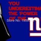 New York Giants star wars flag 3ftx5ft Banner 100D Polyester Flag metal Grommets 40220