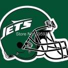 New York Jets helmet flag 3FTx5FT Banner 100D Polyester Flag