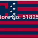 Cleveland Indians with US Stars Stripes Flag 3x5 FT  150X90CM Banner