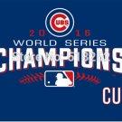 Chicago Cubs Flag 3x5 FT 150X90CM Banner 100D Polyester