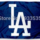 Los Angeles Dodgers Large Outdoor Banner Flag 3x5 FT