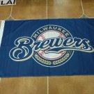 Milwaukee Brewers Major League Baseball  Flags USA 90 x 150cm
