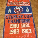New York Islanders USA Star Stripe champion flag  Premium Team Hockey Flag 3X5FT