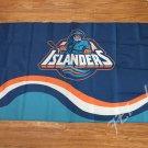 New York Islanders Flag 100D Digital printing banner 3X5FT