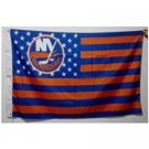 New York Islanders Flag  National Hockey League 3ft x 5ft Polyester