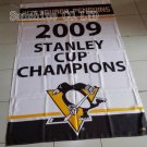 Pittsburgh Penguins 2009 Stanley Cup Champion Flag hot sell goods 3x5 FT