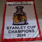 Chicago Blackhawks 2010 Stanley Cup Champions Flag hot sell goods 3X5FT