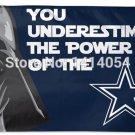 Dallas Cowboys Star Wars Flag 150X90CM Banner 100D Polyester3x5 FT