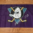 3x5ft Anaheim Ducks flag Banner 100D Polyester Flag metal Grommets Free shipping