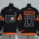 17 Wayne Simmonds Stitched Jersey Size S to 3 XL black