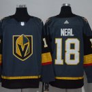 18 James Neal Stitched Jersey Size S to 3 XL grey